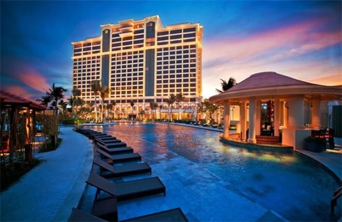 Thiết kế sang trọng của Casino Hồ Tràm
