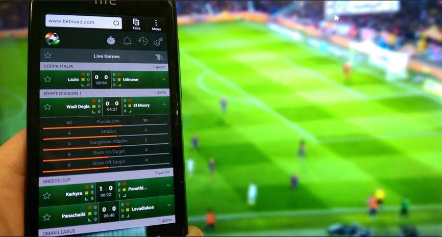Giải thích các tỷ lệ bóng đá hôm nay tại thể thao Dafa