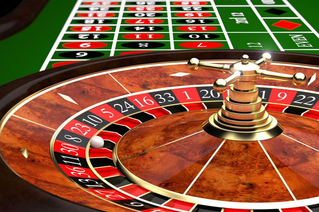 cách tính roulette